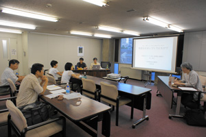 JIA市民住宅講座の講師を務めました